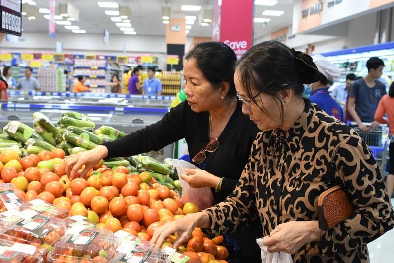 Siêu thị Co.opmart Đồng Phú chính thức đi vào hoạt động - ảnh 1