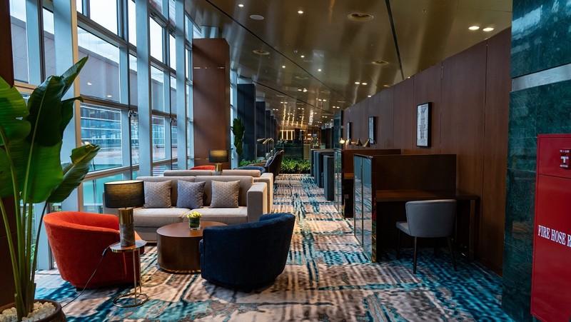 Phòng chờ như khách sạn 5 sao tại Cảng hàng không Vân Đồn - ảnh 1