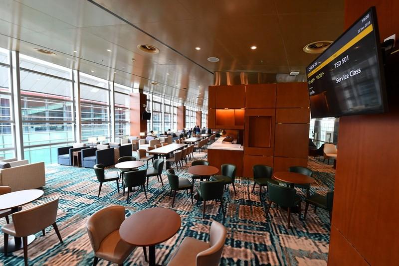 Phòng chờ như khách sạn 5 sao tại Cảng hàng không Vân Đồn - ảnh 2