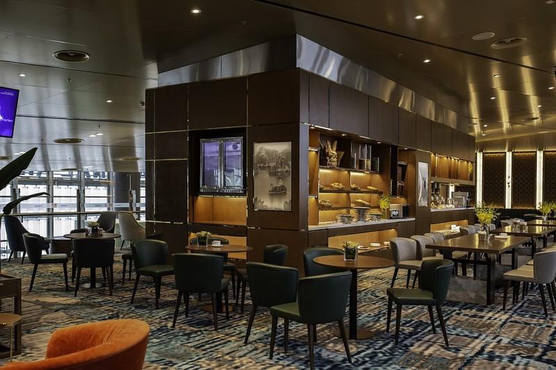 Phòng chờ như khách sạn 5 sao tại Cảng hàng không Vân Đồn - ảnh 3
