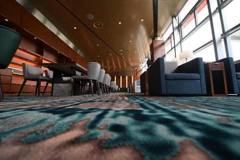 Phòng chờ như khách sạn 5 sao tại Cảng hàng không Vân Đồn - ảnh 5