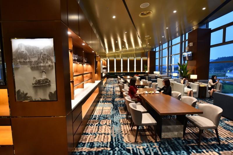 Phòng chờ như khách sạn 5 sao tại Cảng hàng không Vân Đồn - ảnh 8