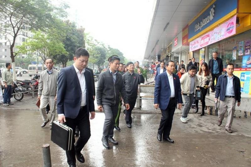 Chung cư Tập đoàn Mường Thanh đảm bảo an toàn PCCC - ảnh 1