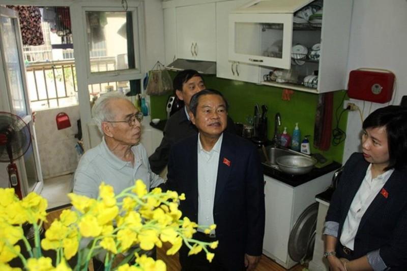 Chung cư Tập đoàn Mường Thanh đảm bảo an toàn PCCC - ảnh 4