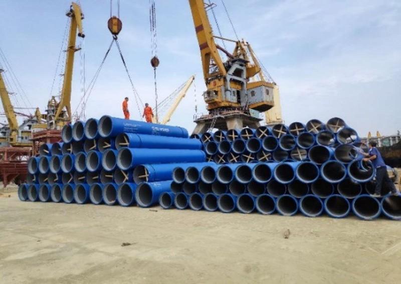 Ống gang cầu XINXING phục vụ rộng rãi trong ngành cấp nước     - ảnh 6