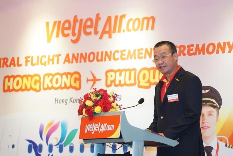 VietJet: Khai trương đường bay thẳng Phú Quốc - Hồng Kông   - ảnh 2