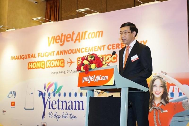 VietJet: Khai trương đường bay thẳng Phú Quốc - Hồng Kông   - ảnh 4