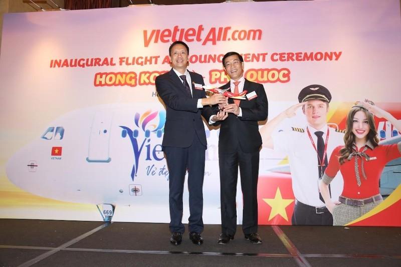 VietJet: Khai trương đường bay thẳng Phú Quốc - Hồng Kông   - ảnh 5