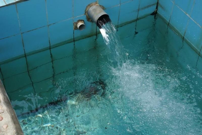 Đem nước sạch phục vụ người dân La Ngà - ảnh 2