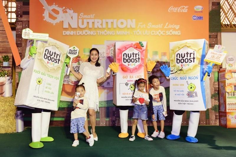 Coca-Cola và Fonterra ra mắt bộ 3 sản phẩm sữa nước Nutriboost - ảnh 2