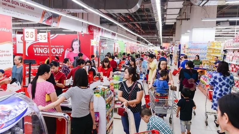 Hỗ trợ hàng Việt, VinCommerce nhận bằng khen từ TP.HCM  - ảnh 3