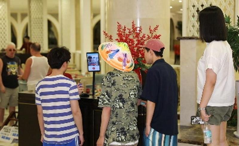 """Khu vui chơi, nghỉ dưỡng đầu tiên """"check-in"""" bằng khuôn mặt    - ảnh 5"""