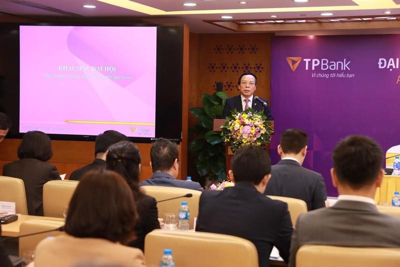 TPBank đặt mục tiêu Top 10 ngân hàng hoạt động hiệu quả - ảnh 1