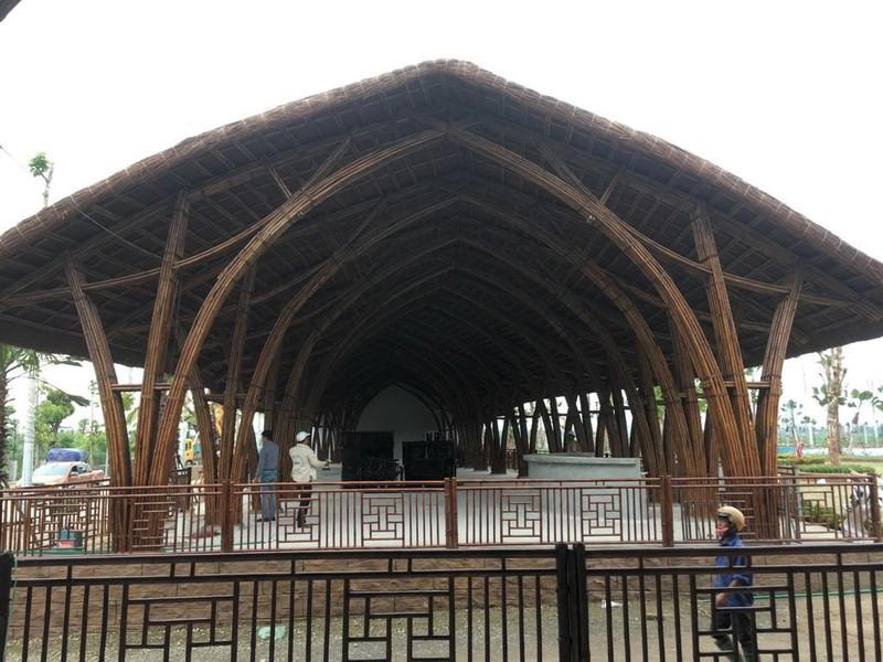 Công viên nước hiện đại tại Hà Nội đi vào hoạt động - ảnh 2
