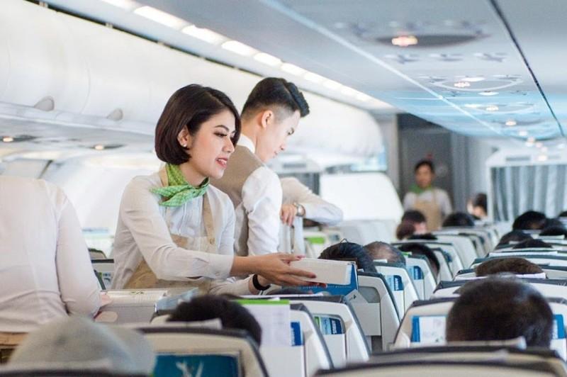 Bamboo Airways khởi đầu hành trình 'bay Xanh' - ảnh 1