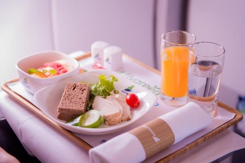 Bamboo Airways khởi đầu hành trình 'bay Xanh' - ảnh 2