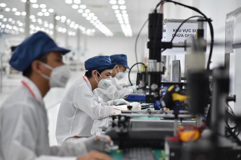 Vingroup động thổ nhà máy điện thoại thông minh công suất cao - ảnh 4