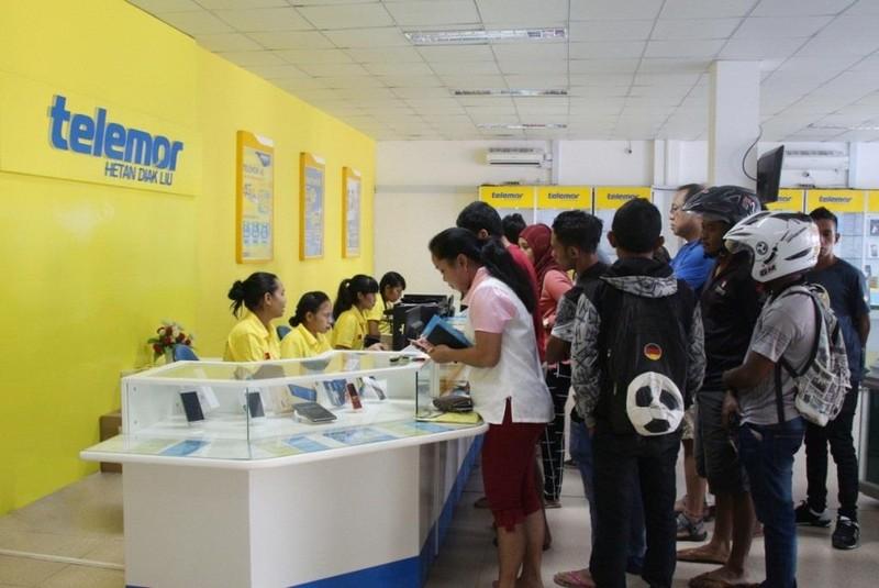 Viettel kinh doanh thành công tại Đông Timor - ảnh 1