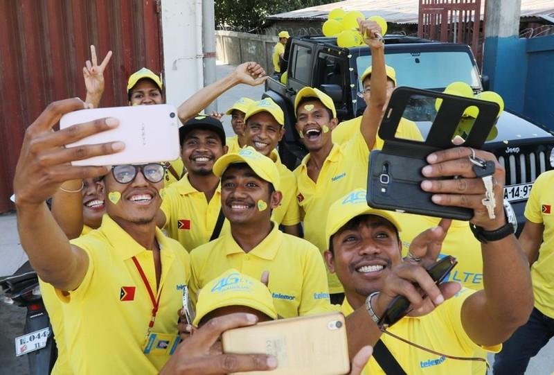 Viettel kinh doanh thành công tại Đông Timor - ảnh 2