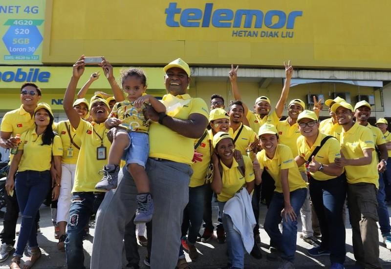 Viettel kinh doanh thành công tại Đông Timor - ảnh 3