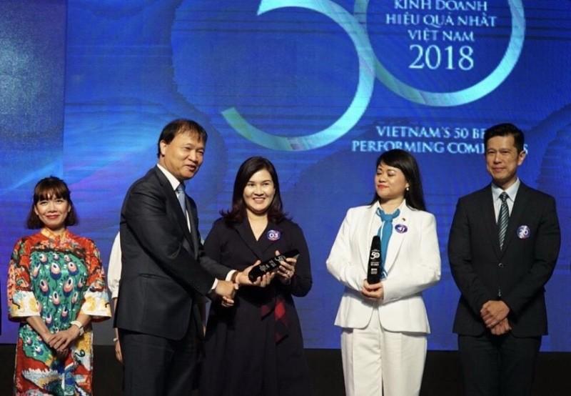 Vietjet: Top 50 công ty kinh doanh hiệu quả nhất Việt Nam - ảnh 1