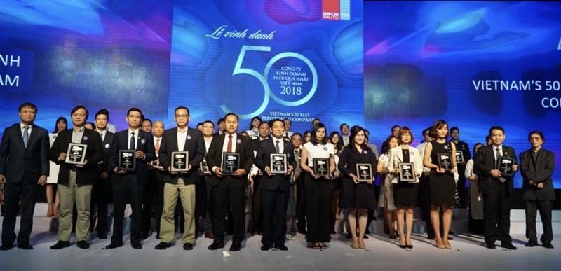 Vietjet: Top 50 công ty kinh doanh hiệu quả nhất Việt Nam - ảnh 2