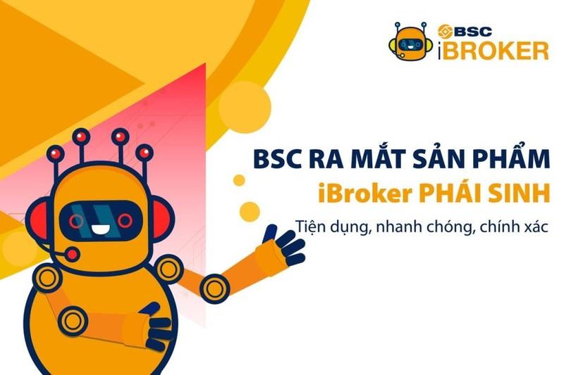 BSC chính thức ra mắt dịch vụ iBroker phái sinh - ảnh 1