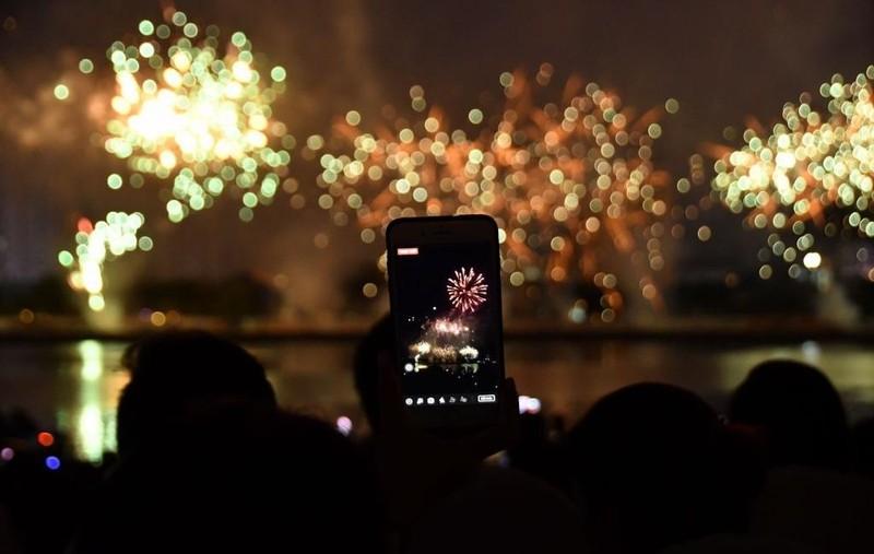 Trải nghiệm 4G Viettel tại lễ hội pháo hoa Đà Nẵng - ảnh 2