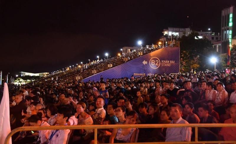 Trải nghiệm 4G Viettel tại lễ hội pháo hoa Đà Nẵng - ảnh 3