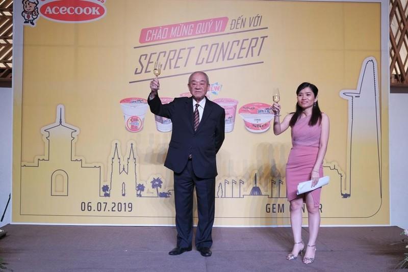Acecook Việt Nam: Hòa nhạc 'Ăn Mee Lee – Khuấy động mùa hè'    - ảnh 2