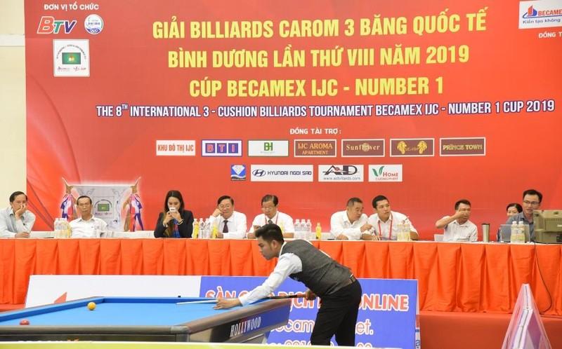 Đồng hành cùng Giải Billiards Carom 3 băng quốc tế Bình Dương  - ảnh 2