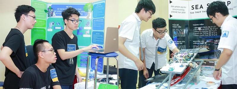 Ngày hội STEME thu hút hàng ngàn bạn trẻ yêu công nghệ  - ảnh 3