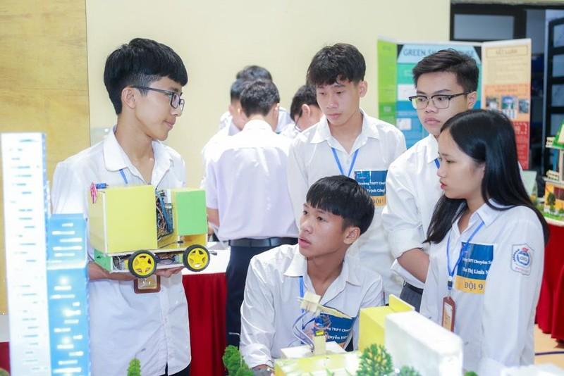Ngày hội STEME thu hút hàng ngàn bạn trẻ yêu công nghệ  - ảnh 4