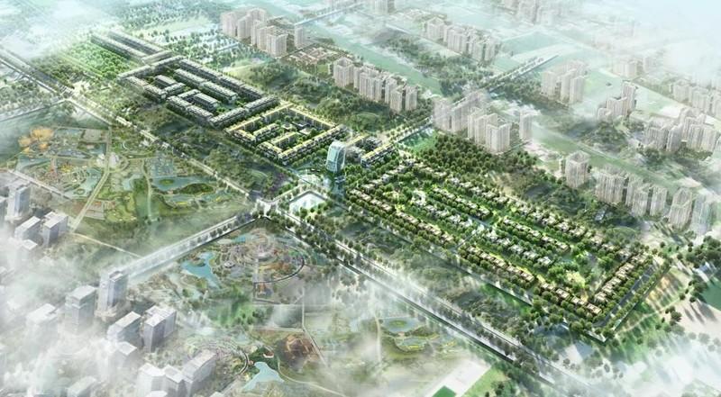 FLC khởi công khu đô thị hiện đại hàng đầu tại Đồng Tháp       - ảnh 2