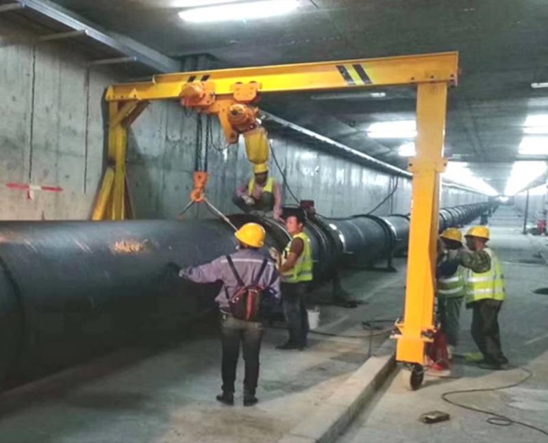 Hành lang ống gang cầu - Sản phẩm ưu việt của Xinxing - ảnh 2
