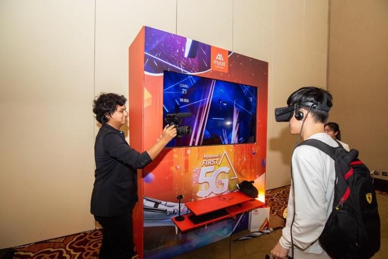 Viettel cung cấp 5G đầu tiên tại Myanmar - ảnh 1