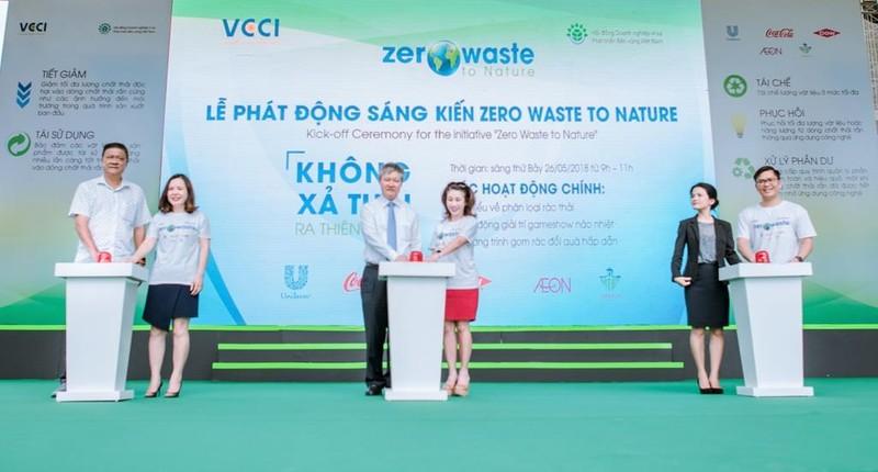 9 ông lớn ngành tiêu dùng bắt tay cam kết tái chế bao bì   - ảnh 2