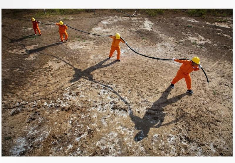 'Tự hào ngành Điện miền Nam - 45 năm xây dựng và phát triển' - ảnh 5