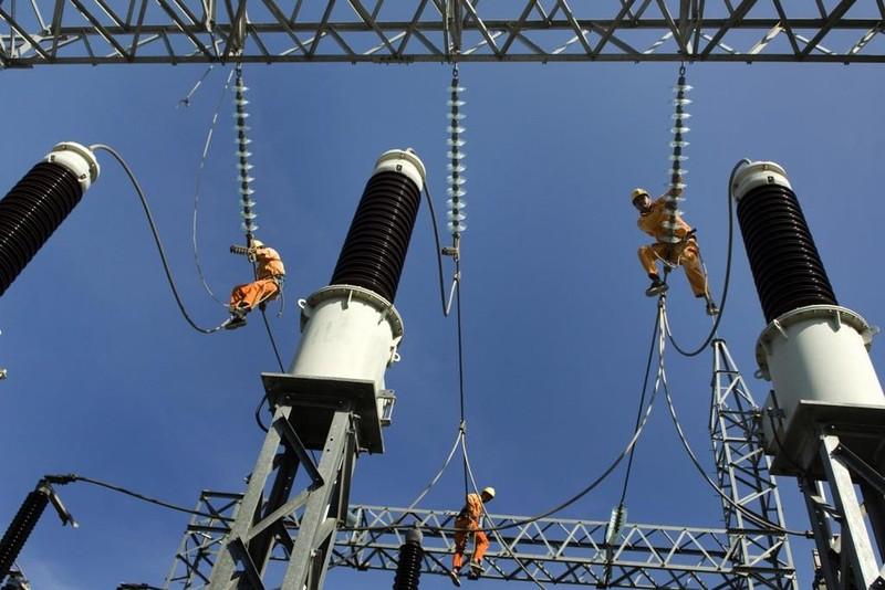 'Tự hào ngành Điện miền Nam - 45 năm xây dựng và phát triển' - ảnh 3