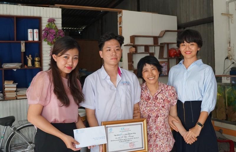 C.T Group tài trợ thêm 20 tỉ cho 'Trái tim Sài Gòn' - ảnh 1