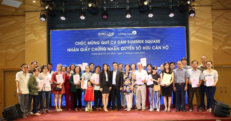 Gotec Land được vinh danh tại Vietnam Property Awards - ảnh 2