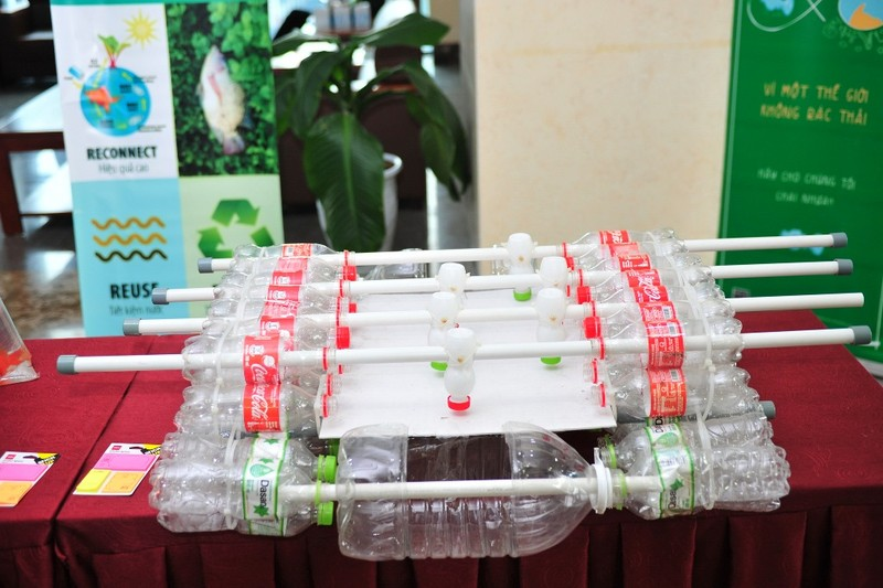 Doanh nghiệp hưởng ứng chương trình giảm rác thải nhựa - ảnh 1