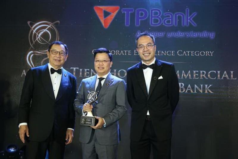 TPBank: Tổ chức tài chính xuất sắc châu Á - ảnh 1