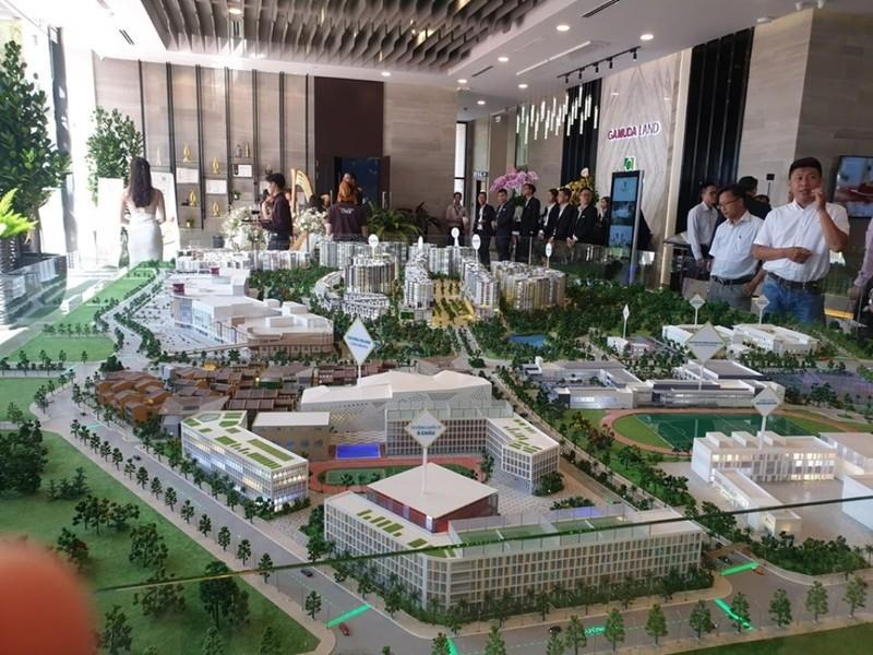 CBRE Việt Nam: Đơn vị quản lý vận hành khu căn hộ Emerald - ảnh 1