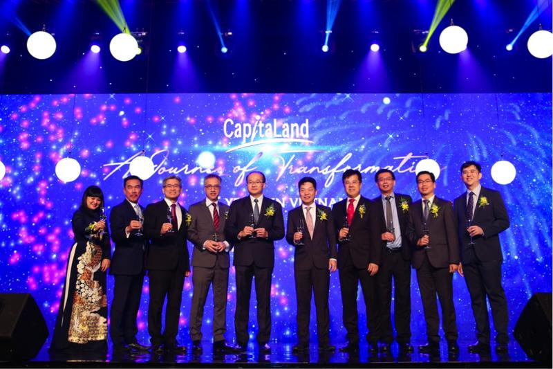 CapitaLand Việt Nam: 25 năm phát triển - ảnh 1