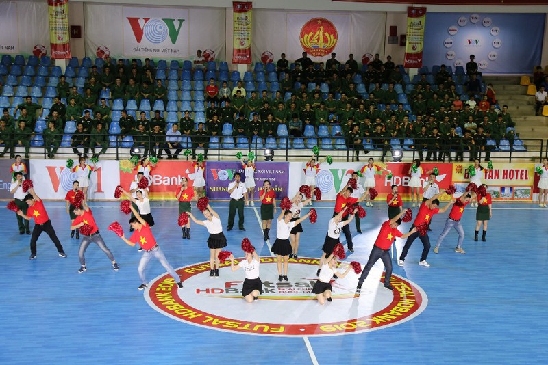 Khai mạc Giải Futsal HDBank Cúp Quốc gia 2019 - ảnh 1