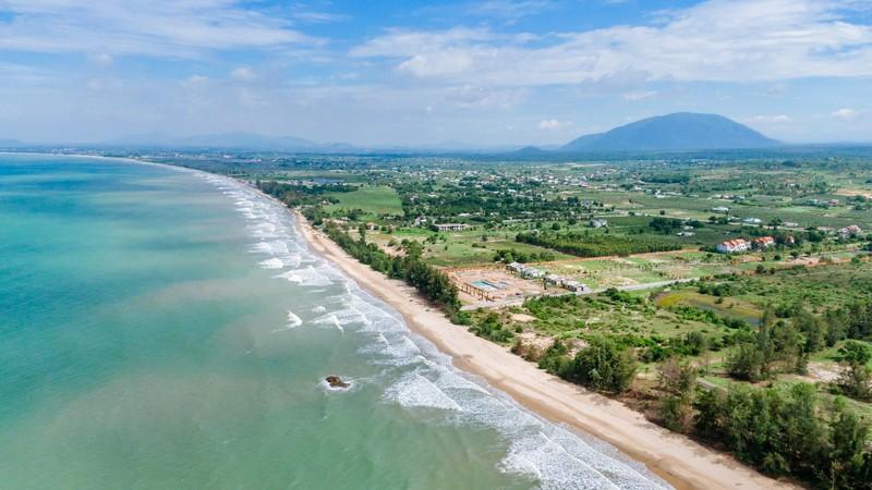 Thanh Long Bay: Siêu dự án IR sở hữu 1,7 km vịnh biển - ảnh 1