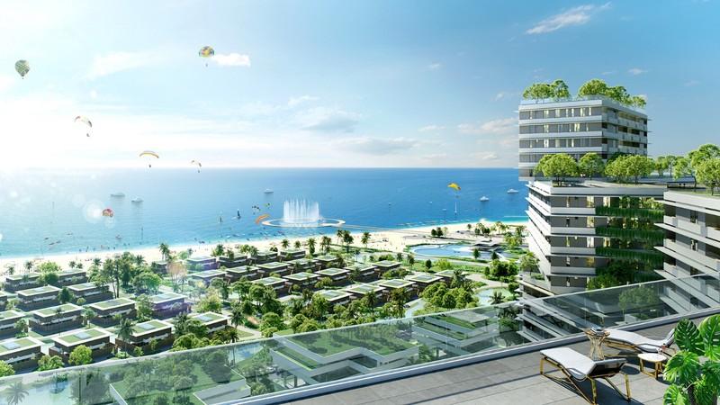 Thanh Long Bay: Siêu dự án IR sở hữu 1,7 km vịnh biển - ảnh 2