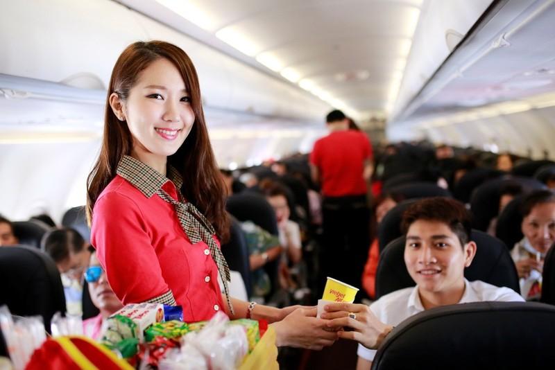 Vietjet: 'Hãng hàng không siêu tiết kiệm tốt nhất thế giới' - ảnh 2