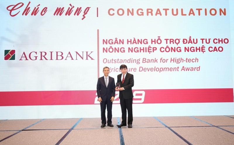 Agribank: Hai giải thưởng Ngân hàng Việt Nam tiêu biểu 2019 - ảnh 1